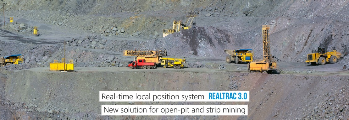 "Brand new solution in order to comply with the Safety Regulations in open pits and strip mines by ""The RTL Service"" Group"